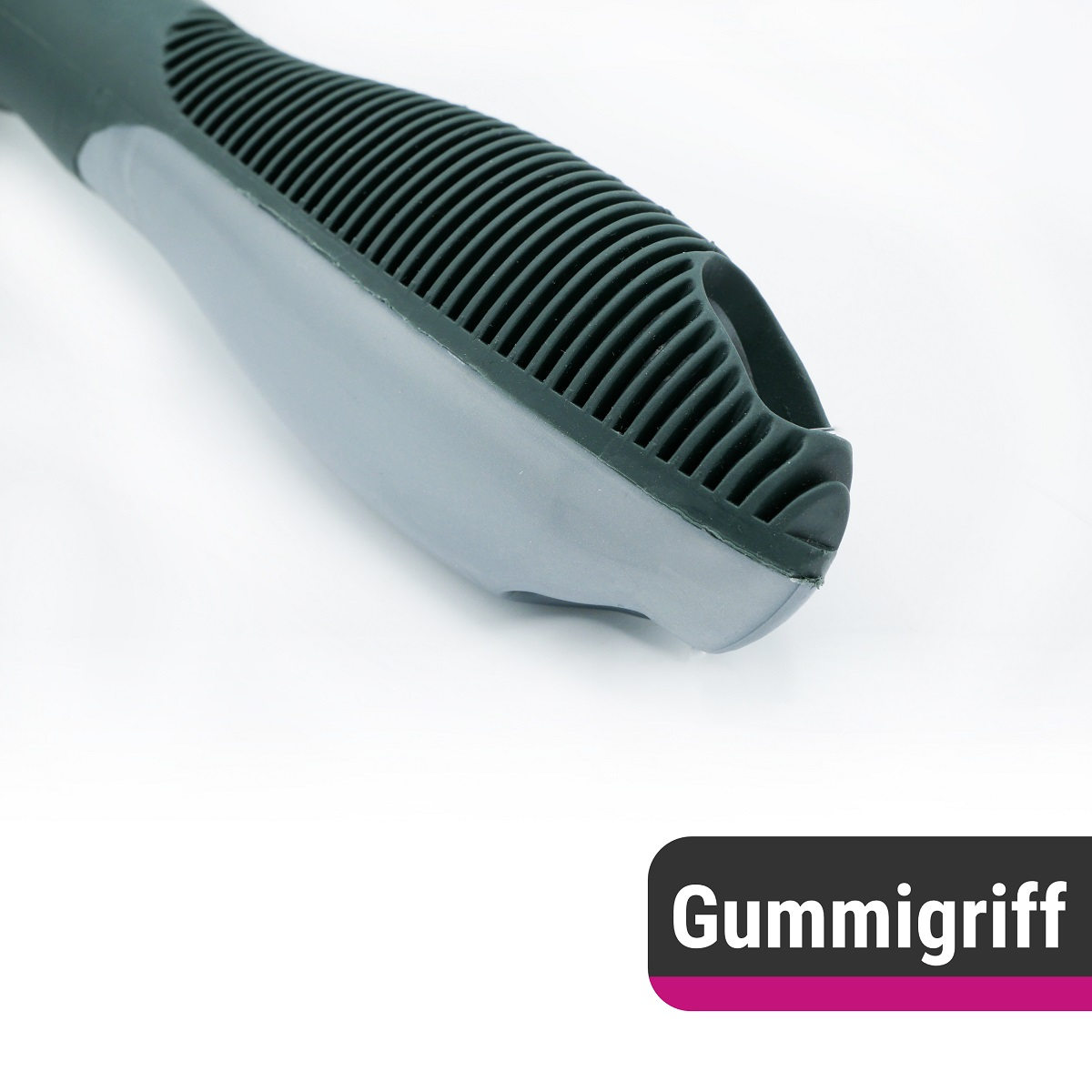 D&W Felgenbürste grau/schwarz 28,5x7cm
