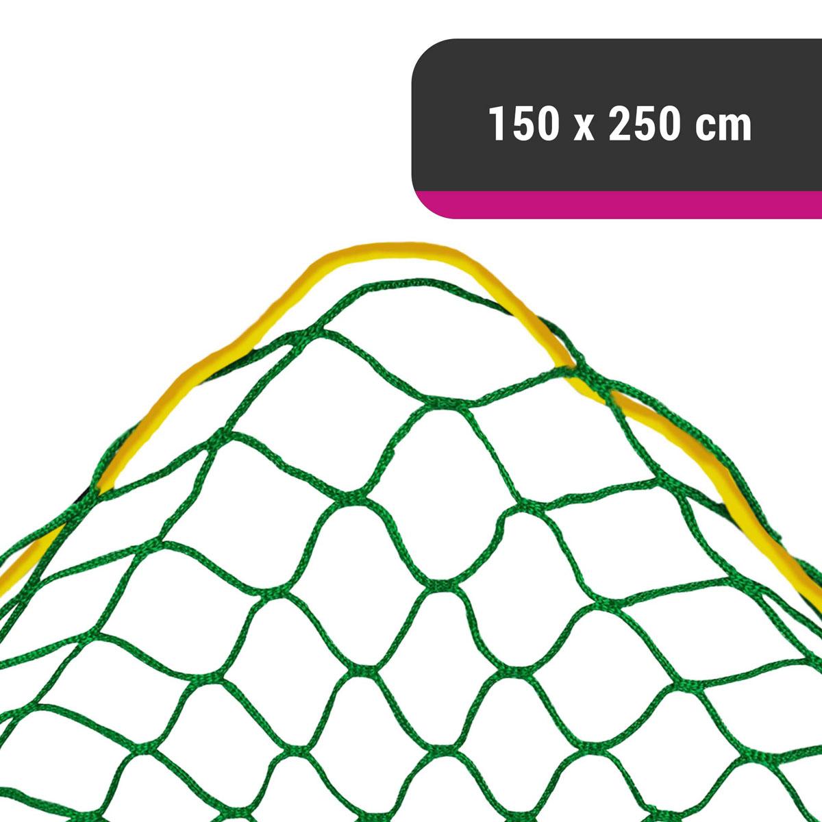 D&W elastisches Gepäcknetz für Anhänger 150 x 250 cm