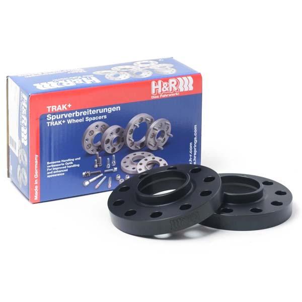 H&R Spurverbreiterung Trak+ B10255571 DR 10mm 5/112 57,1 schwarz
