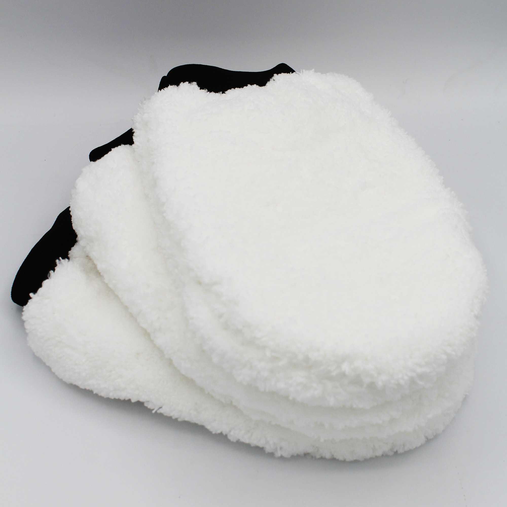 D&W Microfaser Waschhandschuh 3 Stück