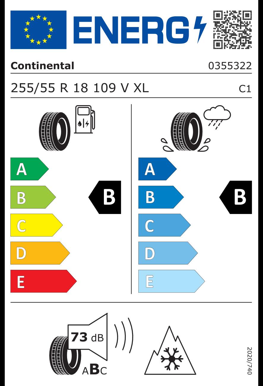 "D&W Wohnmobil-Komplettrad bestehend aus Borbet CWZ Felge 7.5x18"" mistral anthracite polished glossy und Reifen 255/55 R 18 Continental All Season Contact 109V XL"