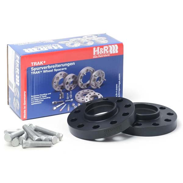 H&R Spurverbreiterung Trak+ B20245410 DRS 20mm 4/100 54,1 schwarz