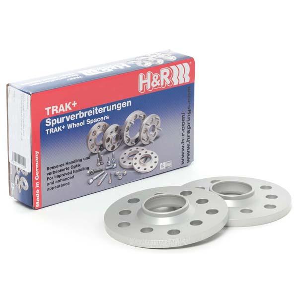 H&R Spurverbreiterung Trak+ 2455668 DR 24mm 5/112 66,5 silber